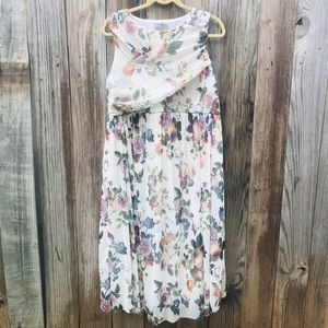 ASOS | Floral Dress | Size 12